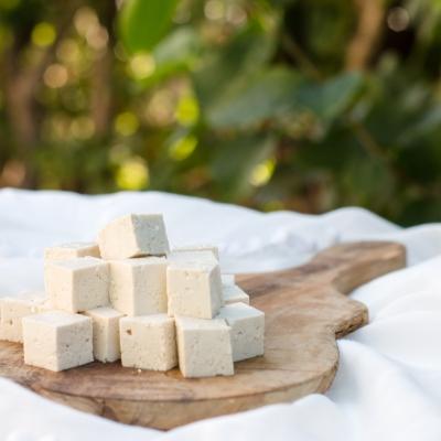 Tofu natur gewürfelt